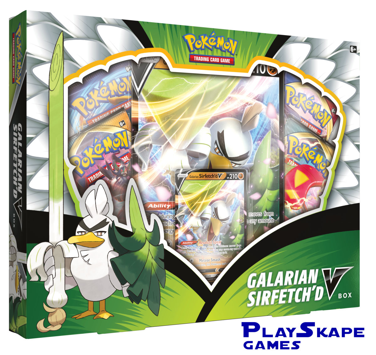 Galarian-Sirfetchd-V-Pokemon-Sword-Shield-Sealed-Collection-Box-TCG-2020-1